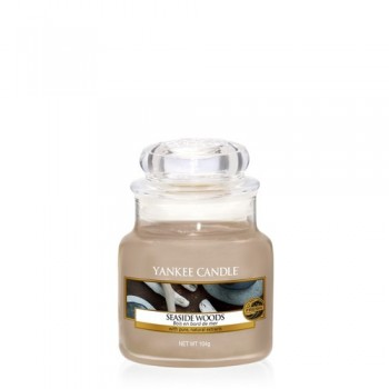 CANDELA GIARA PICCOLA SEASIDE WOODS YANKEE CANDLE