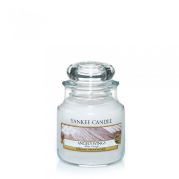 CANDELA GIARA PICCOLA ANGEL WINGS YANKEE CANDLE