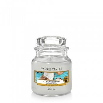 CANDELA GIARA PICCOLA COCONUT SPLASH YANKEE CANDLE
