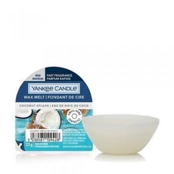 TART DA FONDERE COCONUT SPLASH YANKEE CANDLE