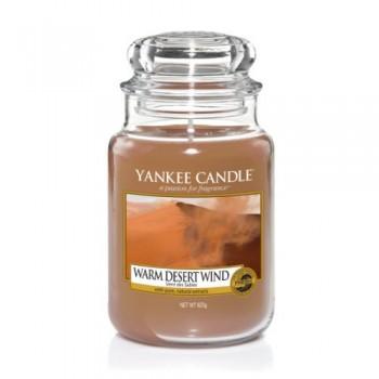 CANDELA GIARA GRANDE WARM DESERT WIND YANKEE CANDLE