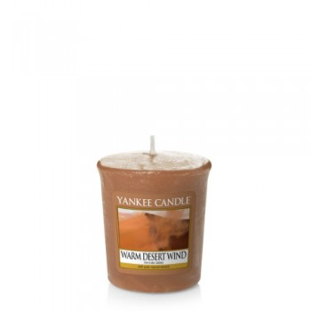 CANDELA SAMPLER WARM DESERT WIND YANKEE CANDLE