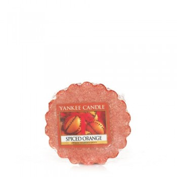 TART DA FONDERE SPICED ORANGE YANKEE CANDLE