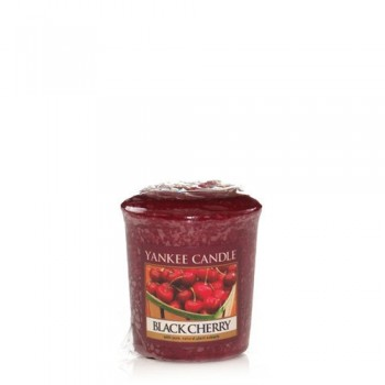 CANDELA SAMPLER BLACK CHERRY YANKEE CANDLE