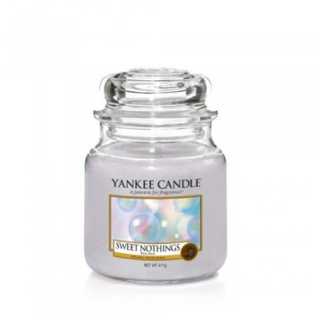 CANDELA GIARA MEDIA SWEET NOTHINGS YANKEE CANDLE