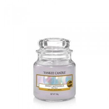 CANDELA GIARA PICCOLA SWEET NOTHINGS YANKEE CANDLE