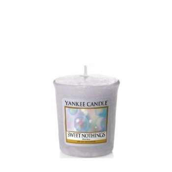 CANDELA SAMPLER SWEET NOTHINGS YANKEE CANDLE