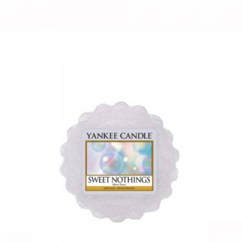 TART DA FONDERE SWEET NOTHINGS YANKEE CANDLE