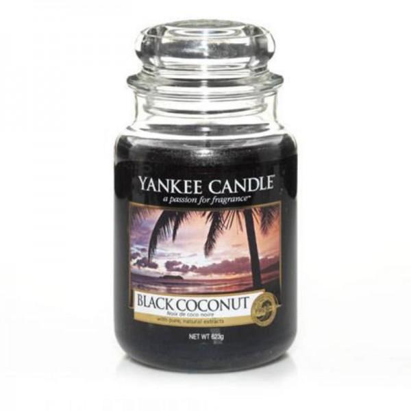 CANDELA GIARA GRANDE BLACK COCONUT
