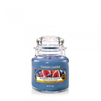 CANDELA GIARA PICCOLA MULBERRY & FIG DELIGHT YANKEE CANDLE