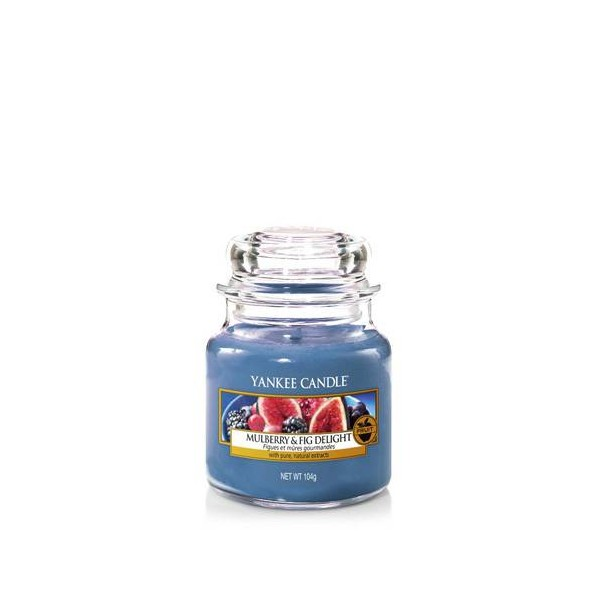 CANDELA GIARA PICCOLA MULBERRY & FIG DELIGHT