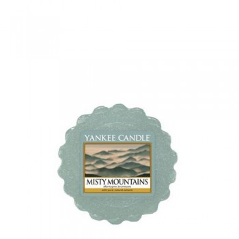 TART DA FONDERE MISTY MOUNTAINS YANKEE CANDLE