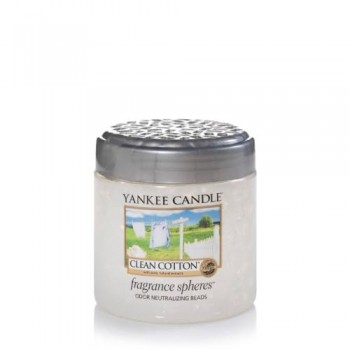 SFERE PROFUMATE CLEAN COTTON YANKEE CANDLE