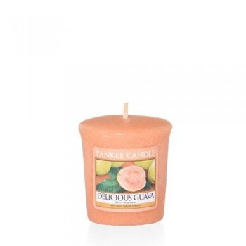 CANDELA SAMPLER DELICIOUS GUAVA YANKEE CANDLE