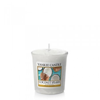 CANDELA SAMPLER COCONUT SPLASH YANKEE CANDLE