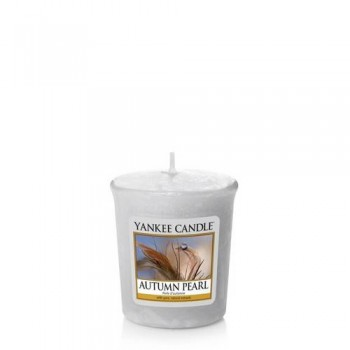 CANDELA SAMPLER AUTUMN PEARL YANKEE CANDLE