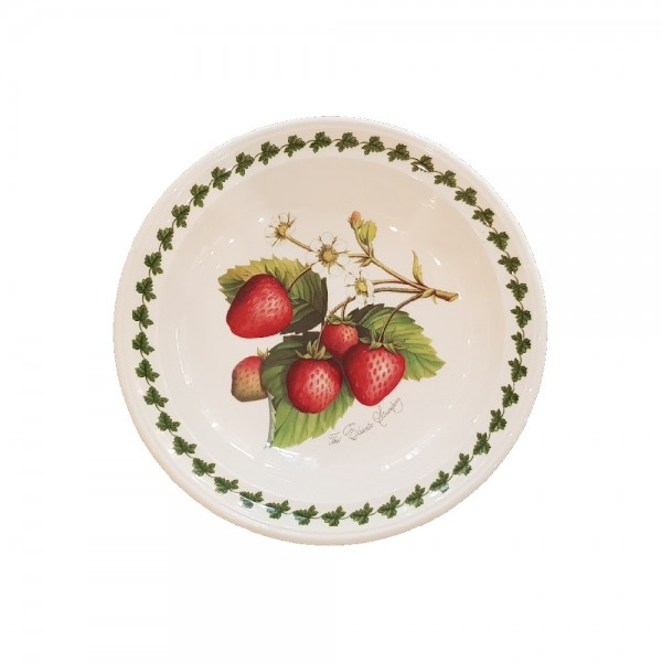 SET 6 PIATTI FONDI 22 CM STRAWBERRY