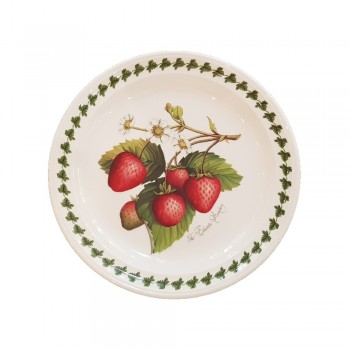SET 6 PIATTI FRUTTA 22 CM STRAWBERRY PORTMEIRION
