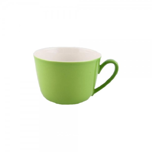 TAZZA ESPRESSO WONDERFUL WORLD GREEN