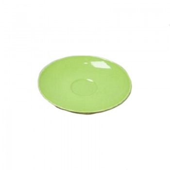 PIATTINO TAZZA ESPRESSO WONDERFUL WORLD GREEN VILLEROY & BOCH