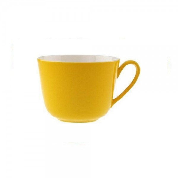 TAZZA CAFFÈ WONDERFUL WORLD YELLOW