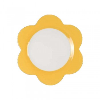 PIATTO DESSERT 21 CM FIORE WONDERFUL WORLD YELLOW VILLEROY & BOCH