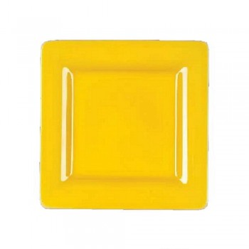 PIATTO PANE QUADRATO WONDERFUL WORLD YELLOW VILLEROY & BOCH