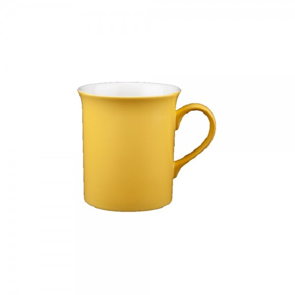 TAZZA COLAZIONE WONDERFUL WORLD YELLOW