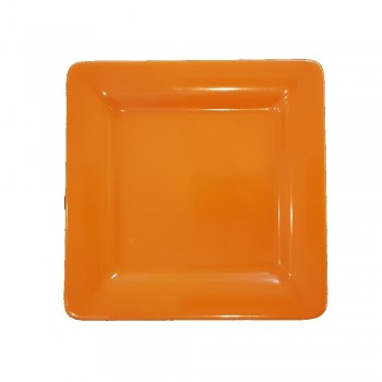 PIATTO PANE QUADRATO 16 CM WONDERFUL WORLD ORANGE VILLEROY & BOCH