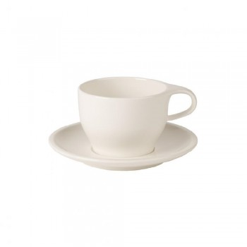 TAZZA CAPPUCCINO CON PIATTINO COFFEE PASSION VILLEROY & BOCH