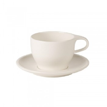 TAZZA CAFFÈ LATTE CON PIATTINO COFFEE PASSION VILLEROY & BOCH