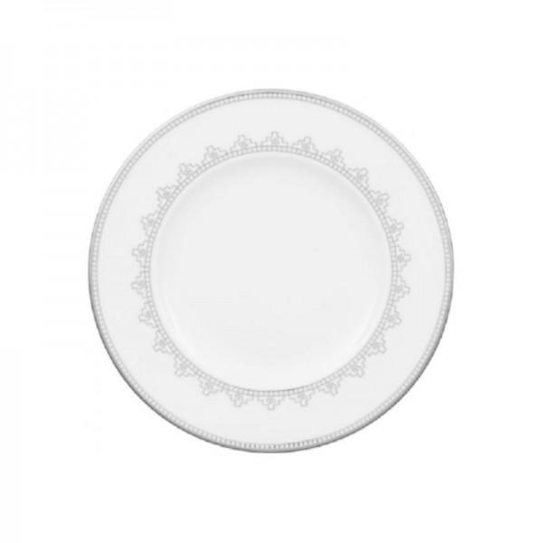 PIATTINO PANE 16 CM WHITE LACE