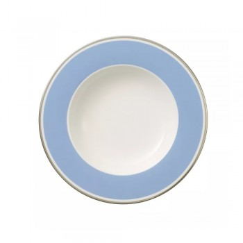 PIATTO FONDO 24CM ANMUT MY COLOR SKY BLUE VILLEROY & BOCH