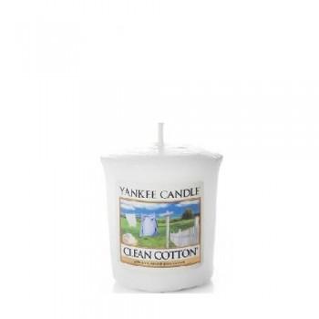 CANDELA SAMPLER CLEAN COTTON YANKEE CANDLE