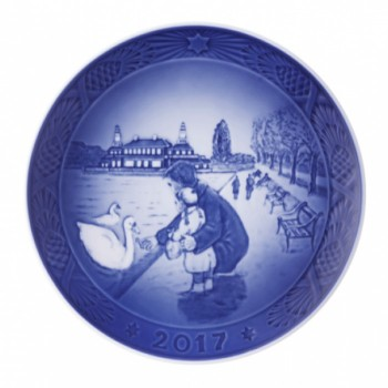PIATTO NATALE 2017 ROYAL COPENHAGEN ROYAL COPENHAGEN