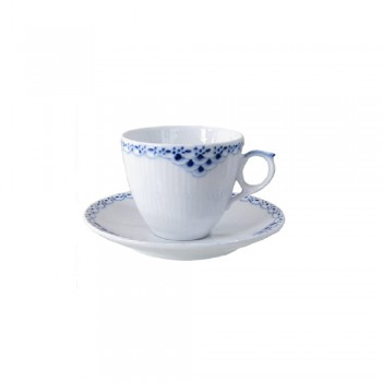 TAZZA CAFFÈ CON PIATTINO PRINCESS ROYAL COPENHAGEN