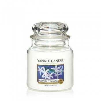 CANDELA GIARA MEDIA MIDNIGHT JASMINE YANKEE CANDLE