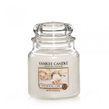 CANDELA GIARA MEDIA WEDDING DAY YANKEE CANDLE