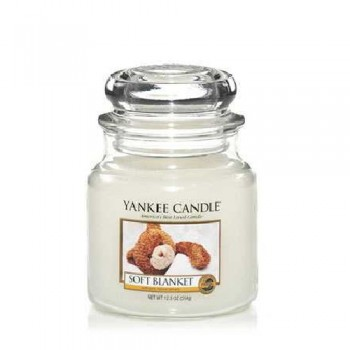 CANDELA GIARA MEDIA SOFT BLANKET YANKEE CANDLE