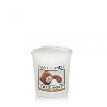 CANDELA SAMPLER SOFT BLANKET YANKEE CANDLE