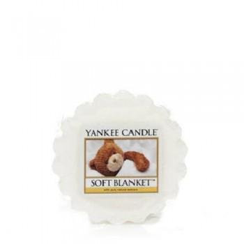 TART DA FONDERE SOFT BLANKET YANKEE CANDLE