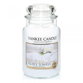 CANDELA GIARA GRANDE FLUFFY TOWEL YANKEE CANDLE