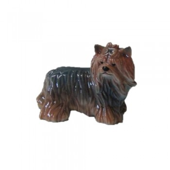 STATUINA YORKSHIRE TERRIER ROYAL COPENHAGEN