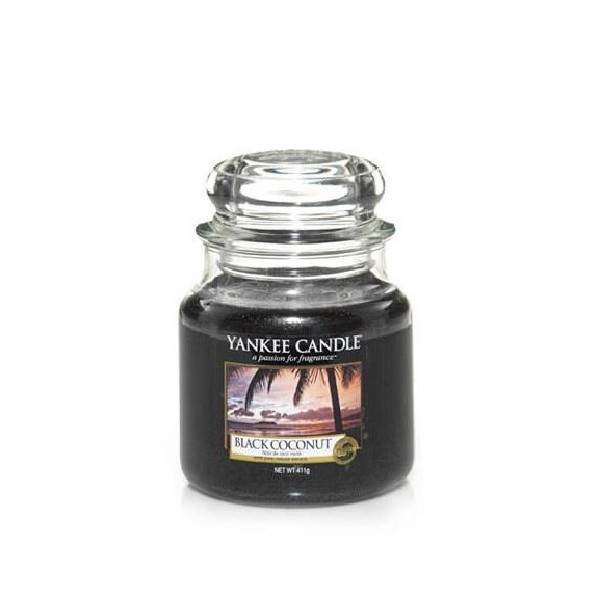 CANDELA GIARA MEDIA BLACK COCONUT