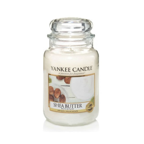 CANDELA GIARA GRANDE SHEA BUTTER
