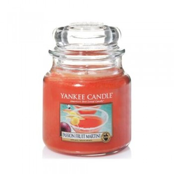 CANDELA GIARA MEDIA PASSION FRUIT MARTINI YANKEE CANDLE