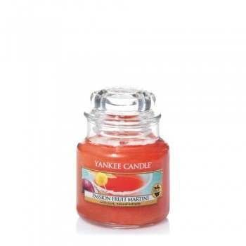 CANDELA GIARA PICCOLA PASSION FRUIT MARTINI YANKEE CANDLE