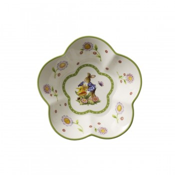 COPPA PICCOLA CONIGLIO VERDE SPRING DECORATION VILLEROY & BOCH