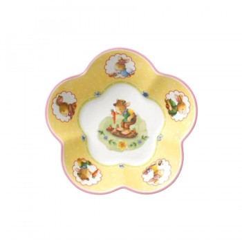 COPPA PICCOLA CONIGLIO E CAROTA SPRING DECORATION VILLEROY & BOCH