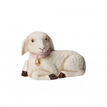 STATUINA AGNELLO GRANDE EASTER DECORATION VILLEROY & BOCH